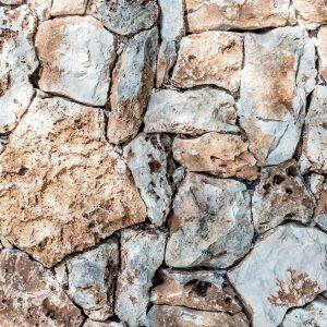 dry-wall stone walls in mallorca